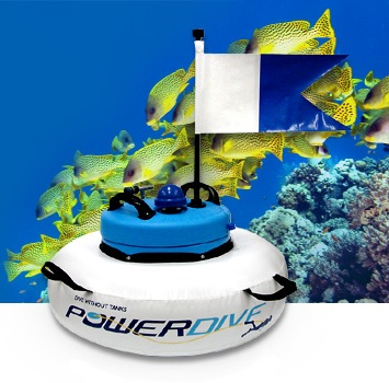 Dive without tanks    Powerdive
